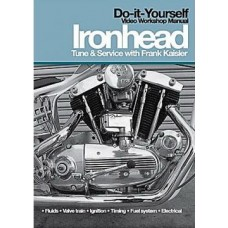 Ironhead Sportster Tune & Service with Frank Kaisler (DVD)