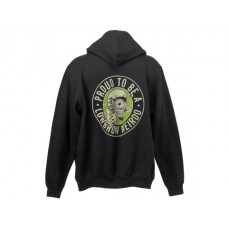 Lowbrow Customs Weirdo Hooded Sweatshirt