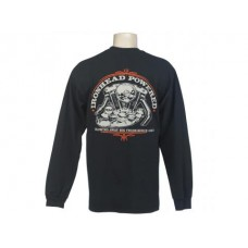 Lowbrow Customs Ironhead Powered Sportster Longsleeve Shirt