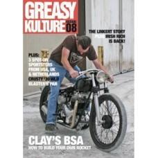 Greasy Kulture Magazine #08