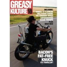 Greasy Kulture Magazine #10
