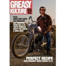 Greasy Kulture Magazine #12