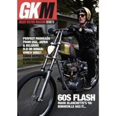 Greasy Kulture Magazine #13