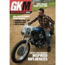 Greasy Kulture Magazine #18