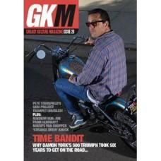Greasy Kulture Magazine #20