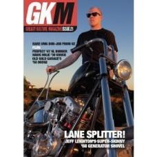 Greasy Kulture Magazine #21
