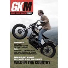 Greasy Kulture Magazine #22