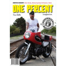 One Percent Magazine #08