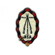 BSA Motorcycles Birmingham Small Arms Patch