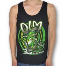 DLM - Dirty Love Magazine Singlet