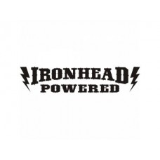 Ironhead Powered Sticker