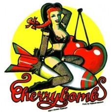 Cherry Bomber Sticker
