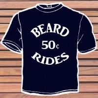 DLM - Beard Rides T-Shirt